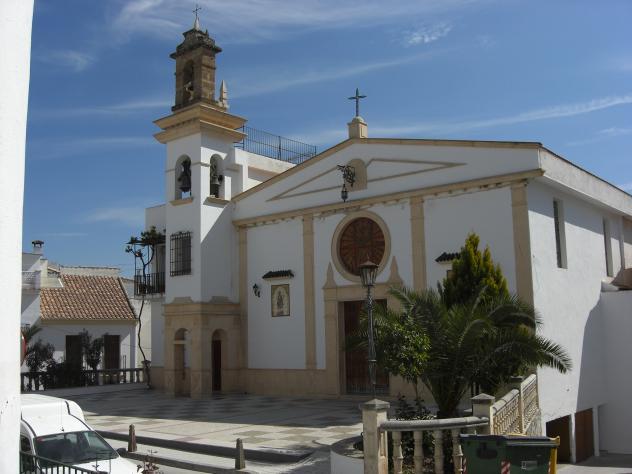Iglesia, ALMEDINILLA (Córdoba)