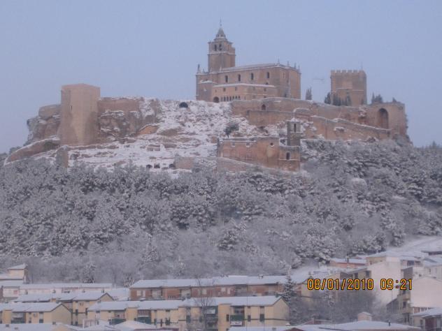 La fortaleza de la mota nevada alcala la real ja n - Antonio daza alcala la real ...
