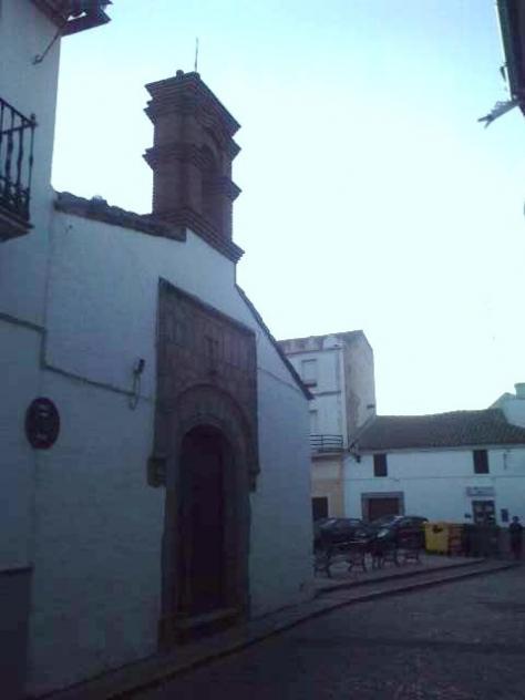 Santa Ana (fachada), HINOJOSA DEL DUQUE (Córdoba)