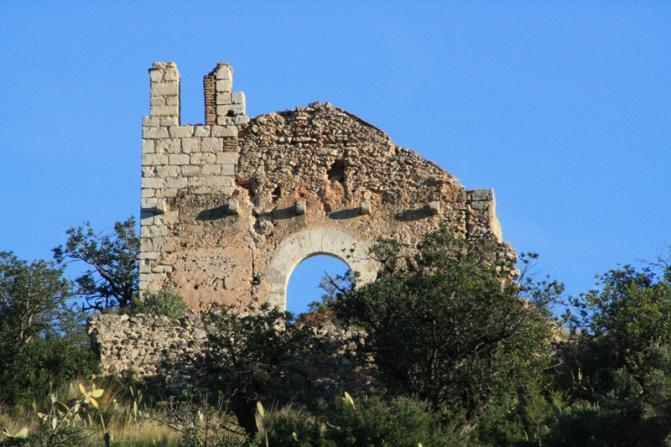Ruinas ermita de san miguel corbera valencia - Trabajo en corbera de llobregat ...