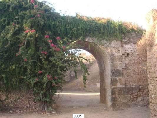 Entrada al castillo alcala guadaira alcala de guadaira - Muebles en alcala de guadaira ...
