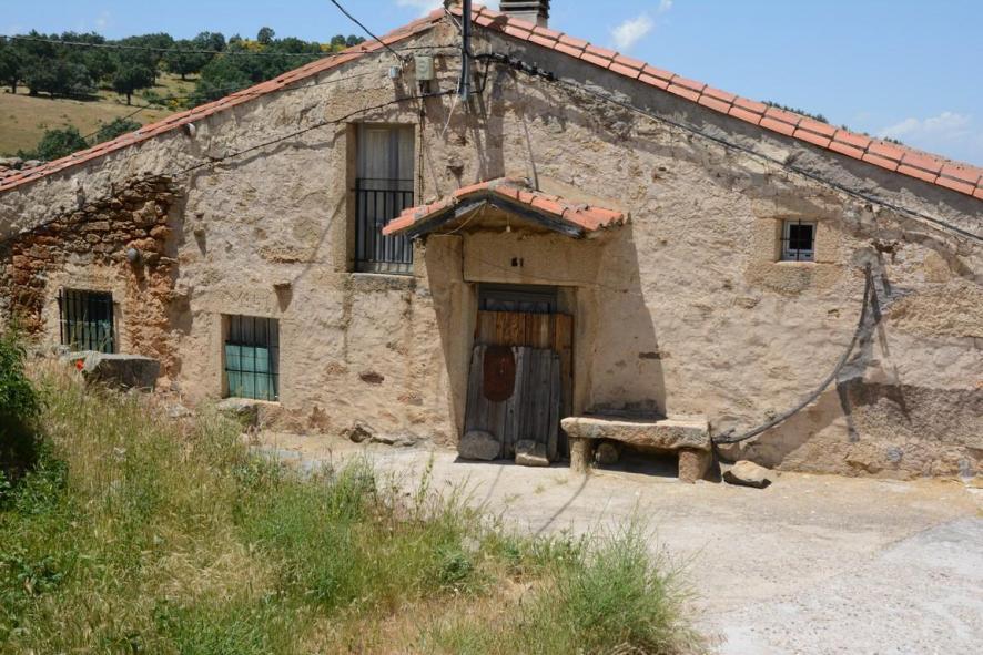 El tejadillo sobre la puerta cardedal avila - Tejadillo para puerta ...