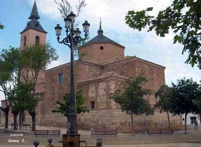 Iglesia parroquial daganzo de arriba madrid - Daganzo de arriba ...