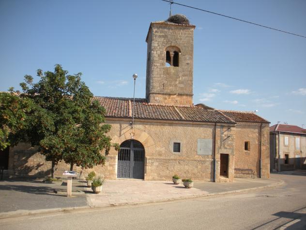 Resultado de imagen de Navares de Ayuso. Iglesia de la Virgen de las Dehesas.