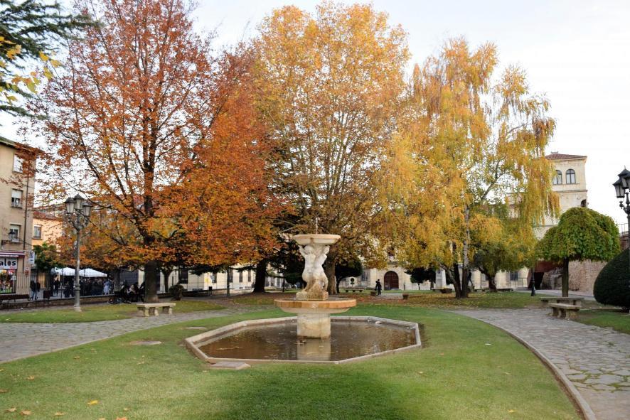 Jard n rom ntico leon le n for El jardin romantico