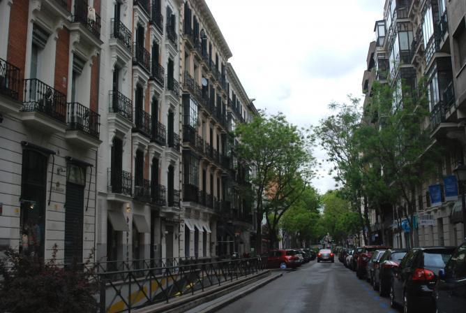 calle hermosilla madrid