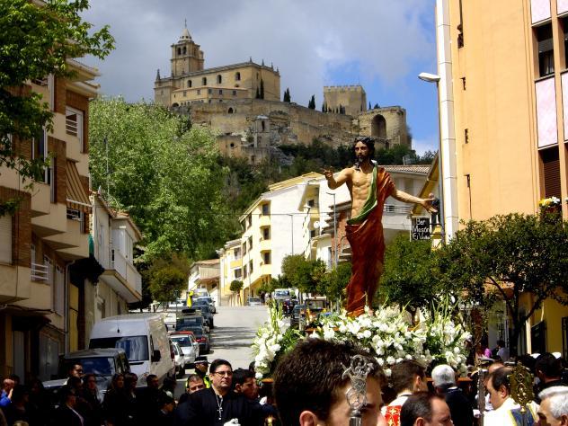 Semana santa alcala la real ja n - Muebles penalver alcala la real ...