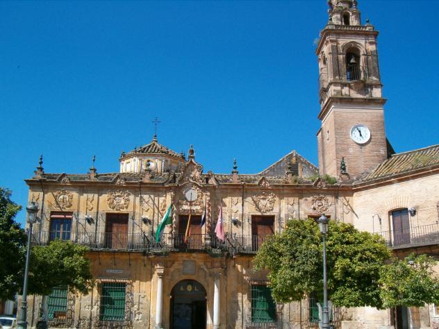 Ayuntamiento, LORA DEL RIO (Sevilla)