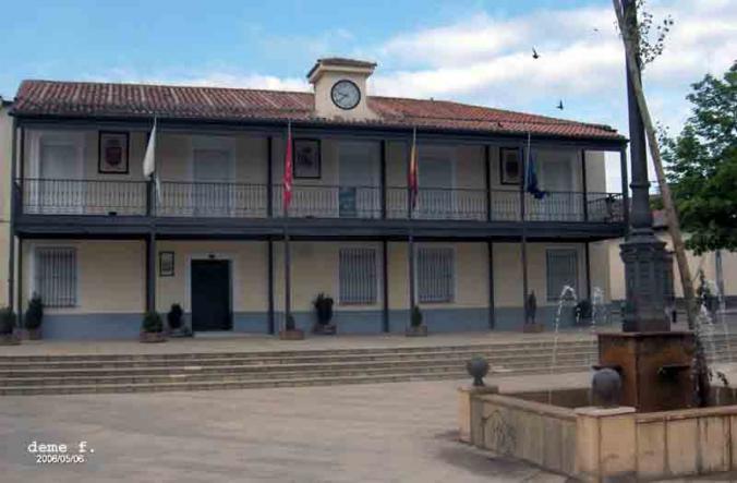Ayuntamiento daganzo de arriba madrid - Daganzo de arriba ...