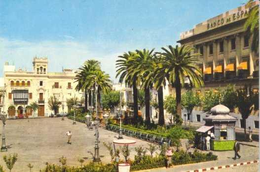 Antigua plaza de las monjas huelva - Fotos antiguas de rociana del condado ...