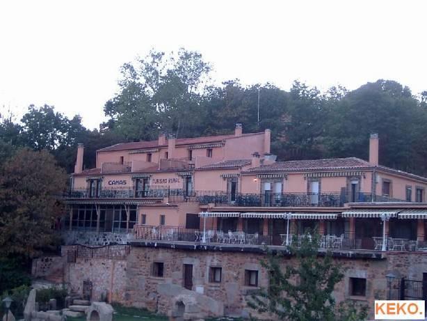 El solitario hotel rural ba os de montemayor c ceres - Banos montemayor ...