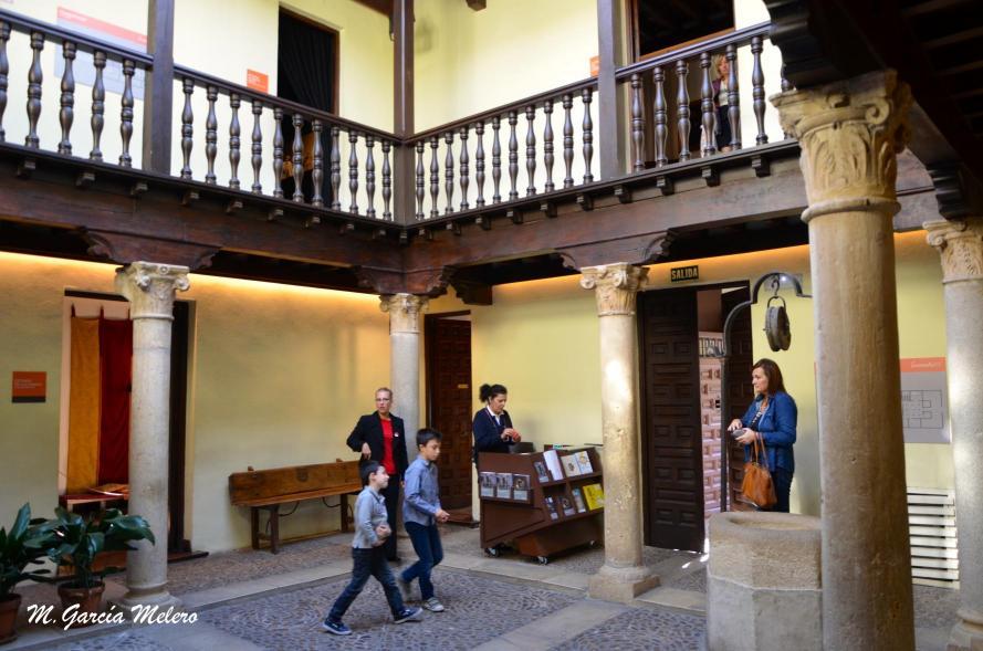 Patio interior alcala de henares madrid - Ley propiedad horizontal patio interior ...