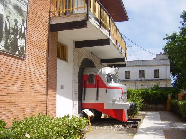 Museo del ferrocarril vilanova i la geltru barcelona - Muebles vilanova i la geltru ...