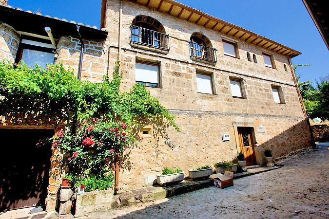 Casa rural el convento de vadillo frias burgos - Casas de pueblo reformadas ...