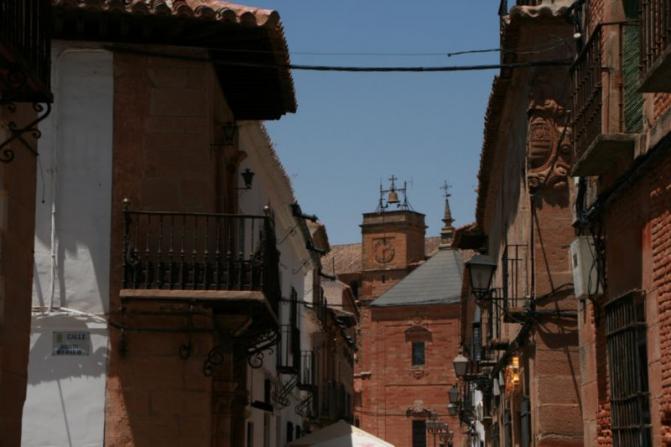 Calle de villanueva villanueva de los infantes ciudad real - El escondite calle villanueva ...