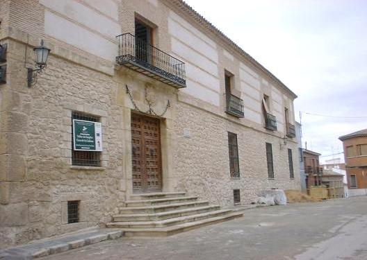 Casa de la cadena horcajo de santiago cuenca - Casa de la cadena ...