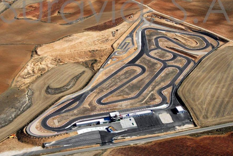 Circuito Kotarr : Circuito de carreras velocidad kotarr tubilla del lago