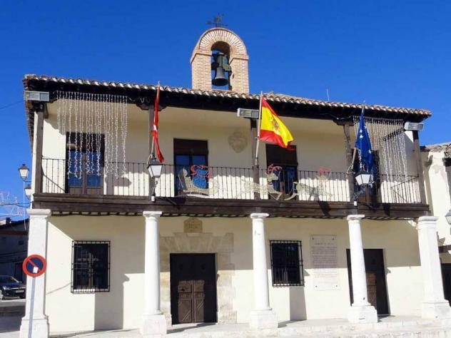 Casa consistorial colmenar de oreja madrid - Casa rural colmenar de oreja ...
