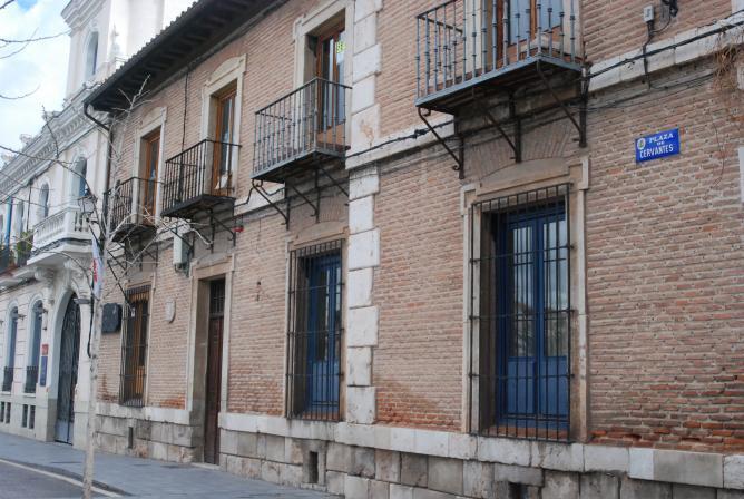 Casa en la plaza alcala de henares madrid - Casas regionales alcala de henares ...