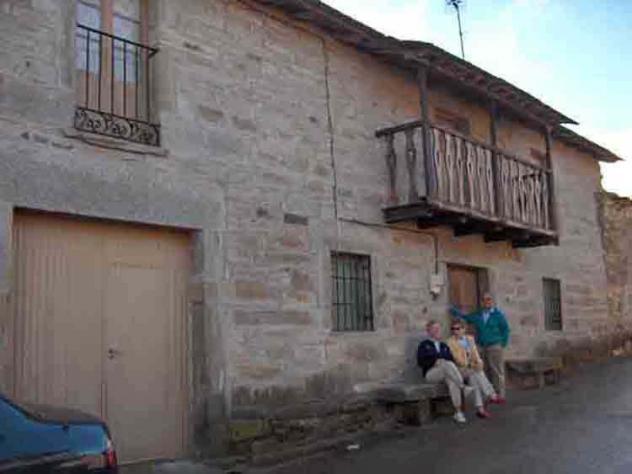 Calle Pueblo Muelas De Los Caballeros Zamora