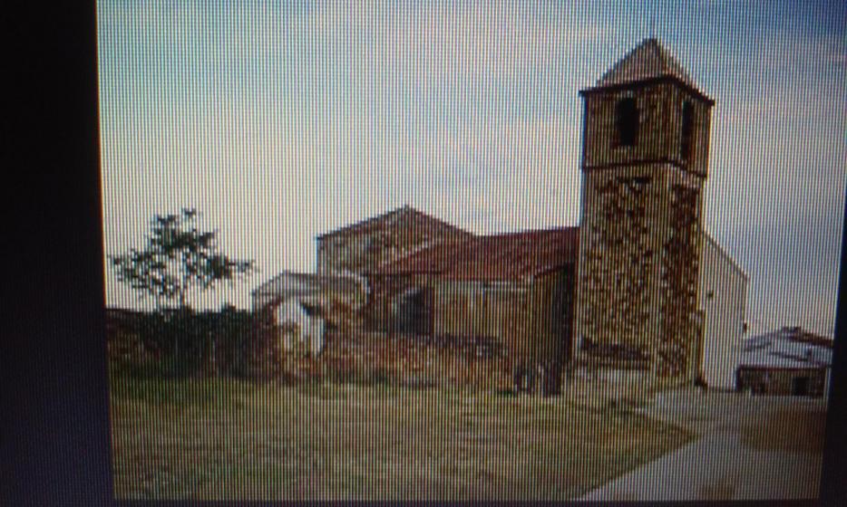 Bonita iglesia casas de millan c ceres - Casas de millan fotos ...