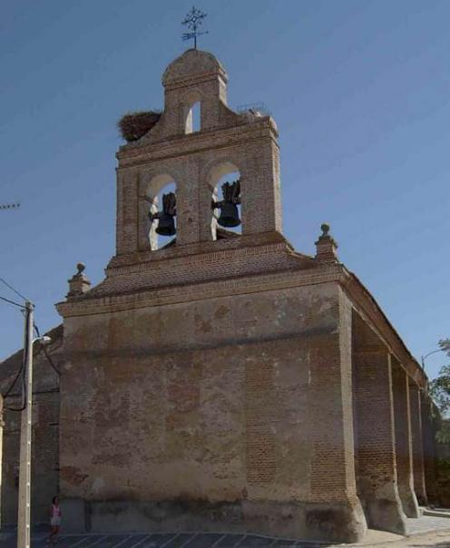 Iglesia rom nica san vicente del palacio valladolid - San vicente del palacio ...