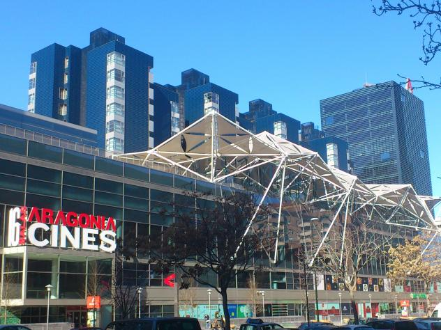 Centro comercial aragonia zaragoza for Dormir en zaragoza centro