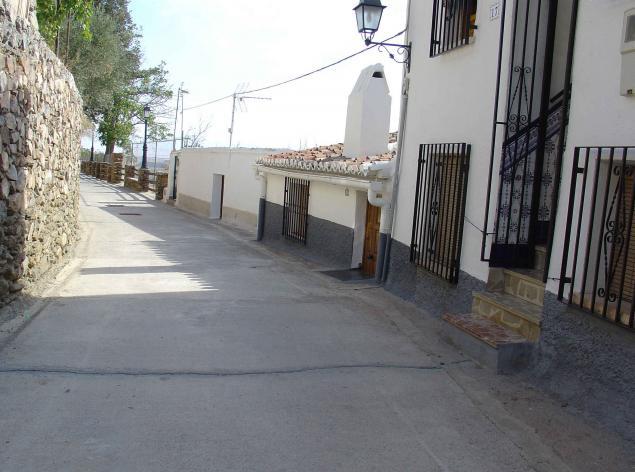 Calle mirador jerez del marquesado granada for Calle prado jerez madrid