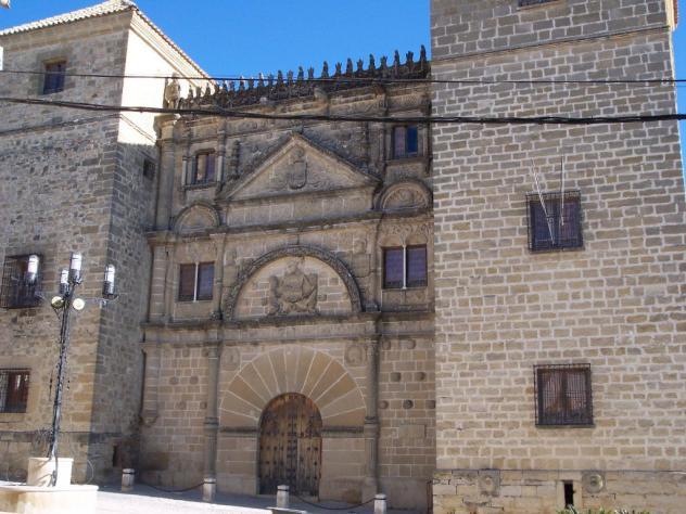 La Casa De Las Torres Ubeda Jaén