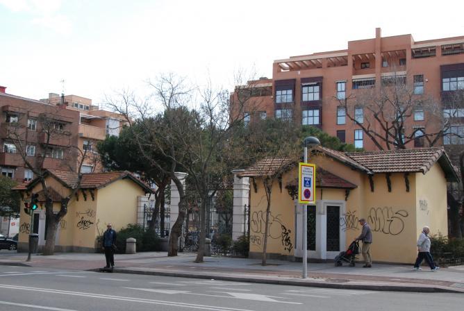 Parque puerta bonita madrid - Puerta bonita espana ...