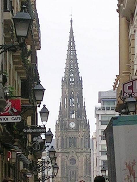 Catedral san sebastian guip zcoa - El tiempo para manana en san sebastian guipuzcoa ...