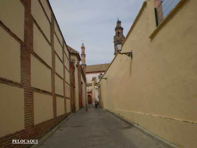 Calle sin puertas palma del rio c rdoba for Calle palma del rio malaga