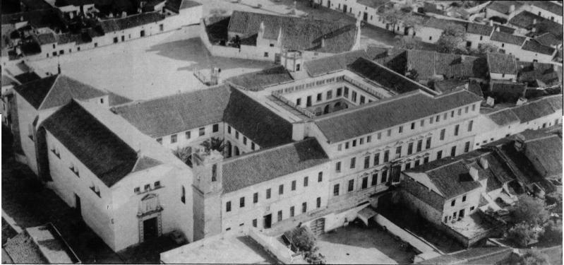 Convento seminario padres carmelitas hinojosa del duque - Casas en hinojosa del duque ...