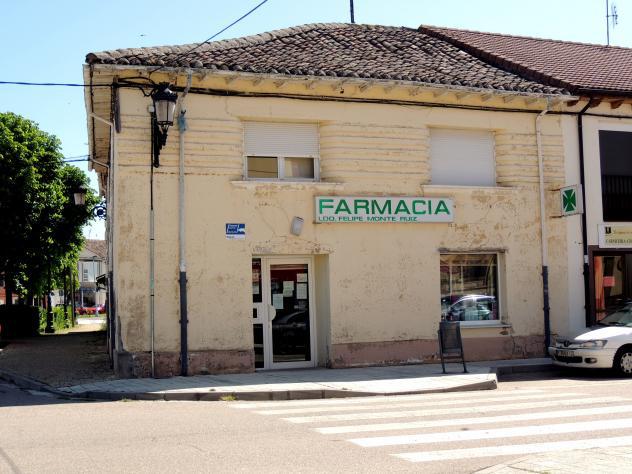 La antigua casa de la farmacia alar del rey palencia - La farmacia en casa ...