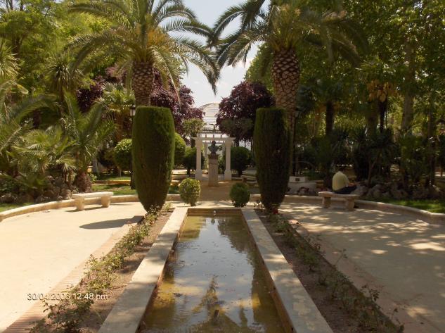 Paseo de colombia priego de cordoba c rdoba for Hotel rio piscina priego de cordoba