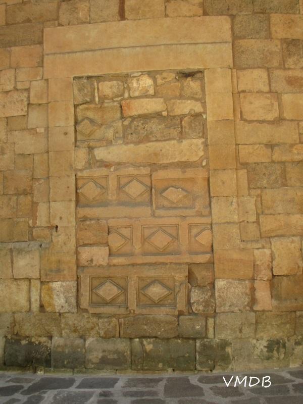 Puerta tapiada en la iglesia de san marcos salamanca for Puerta 3 de san marcos