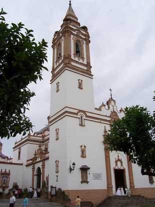 Iglesia de san bartolom 2 rociana del condado huelva - Fotos antiguas de rociana del condado ...