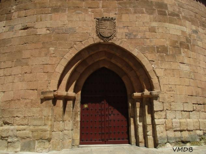 Una de las puertas de la iglesia de san marcos salamanca for Puerta 3 de san marcos