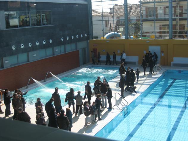 Nuevas piscinas premia de mar barcelona for Piscina vilassar de mar