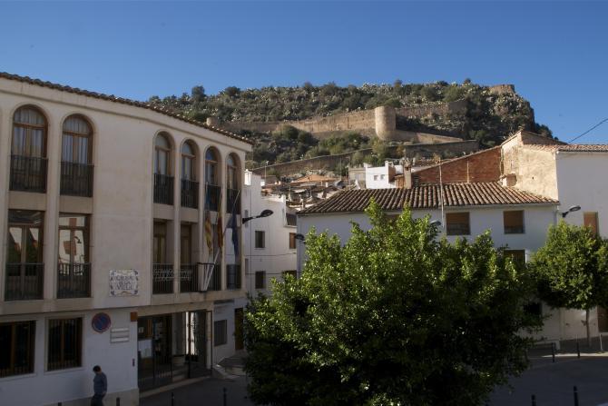 Casa de la villa chulilla valencia for Casa la villa