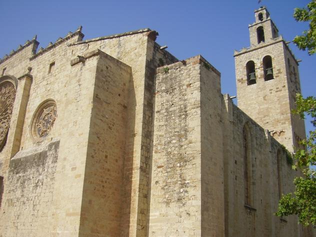 La iglesia sant cugat del valles barcelona - Temperatura actual en sant cugat del valles ...