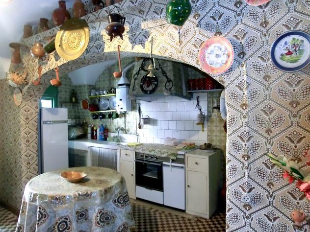 T pica cocina en el pueblo montanchez c ceres - Cocinas de pueblo ...