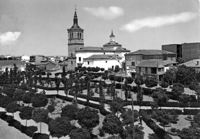 Plaza mayor torrejon de ardoz madrid for Trasteros en torrejon de ardoz