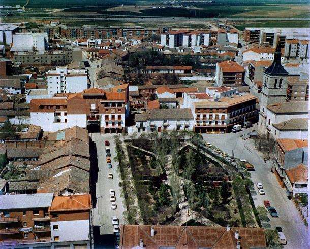 Vista aerea torrejon de ardoz madrid - Fotos de torrejon de ardoz ...