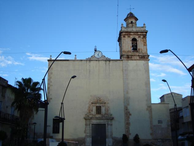 Iglesia parroquial torreblanca castell n - El tiempo torreblanca castellon ...