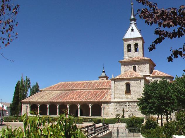 Iglesia torres de la alameda madrid - Piscina torres de la alameda ...