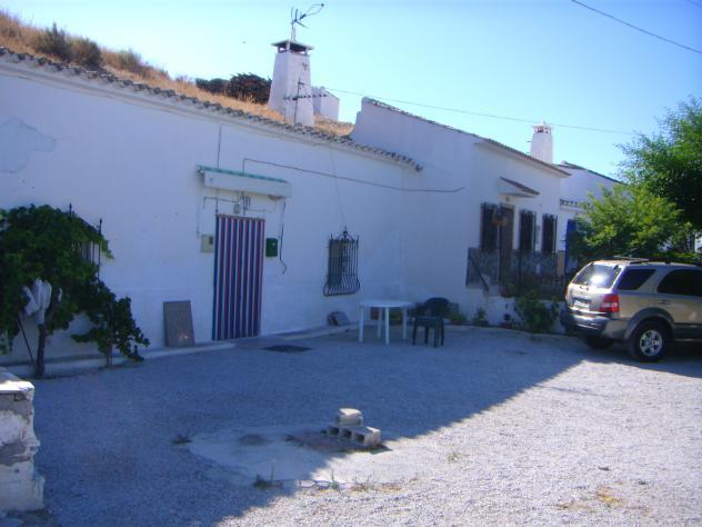La casa de mi abuela el margen granada for La casa de granada en madrid