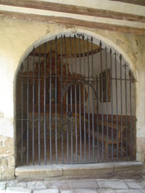 Resultado de imagen de capilla nuestra señora del arco mianos