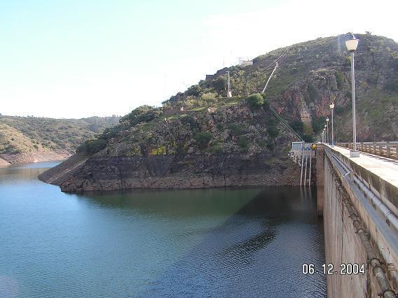 Puente Del Pantano Banos De La Encina Jaen