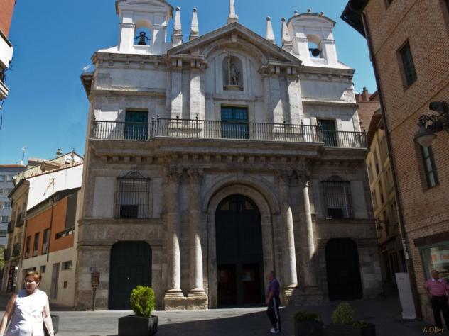 iglesia de la vera cruz, VALLADOLID